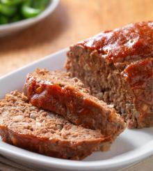 May 13: Meatloaf