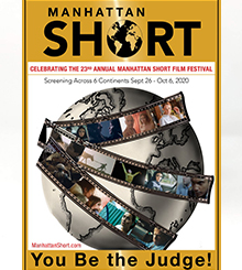 23rd Annual MANHATTAN SHORT Film Festival
