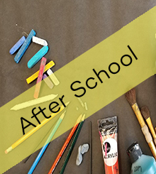 Art Club | 3-6 Grade (After School Session)