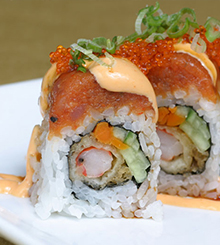 Luncheon with Instruction: November 11 | Sushi Specialty Rolls