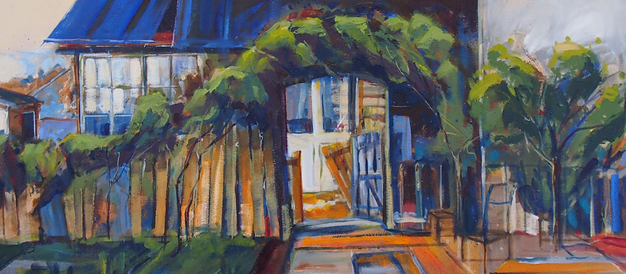 Transitions: Recent Paintings by Milt Heinrich