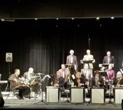 Dick Bauman Big Band Performing