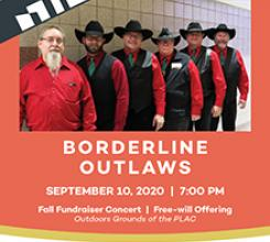 Fall Fundraiser with Borderline Outlaws!